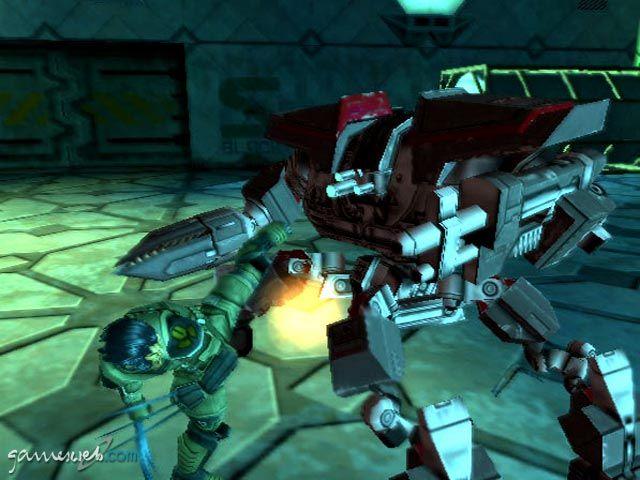 X-Men: Wolverine's Revenge  Archiv - Screenshots - Bild 13