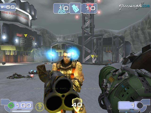 Unreal Tournament 2003  Archiv - Screenshots - Bild 20