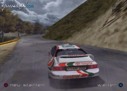 Pro Rally 2002 - Screenshots - Bild 17
