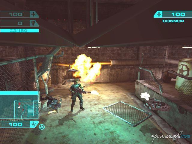 Terminator: Dawn of Fate  Archiv - Screenshots - Bild 3