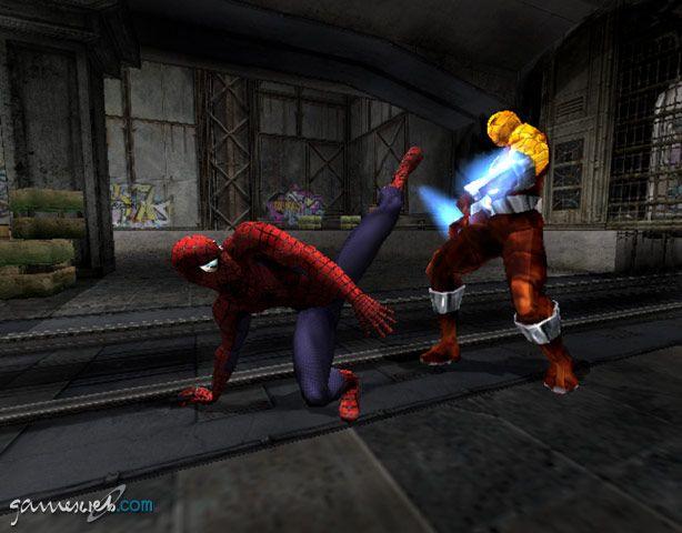 Spider-Man: The Movie  Archiv - Screenshots - Bild 5