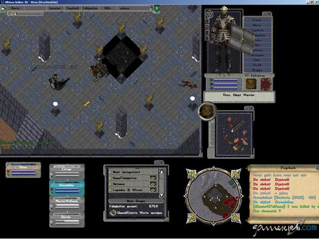 Ultima Online: Lord Blackthorn's Revenge - Screenshots - Bild 16
