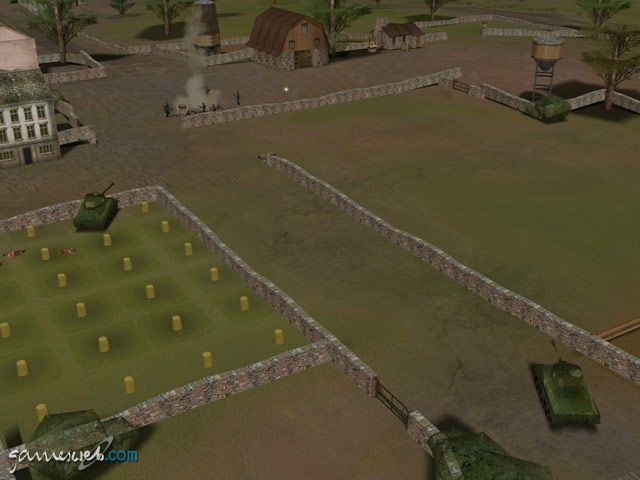 World War II: Frontline Command  Archiv - Screenshots - Bild 2
