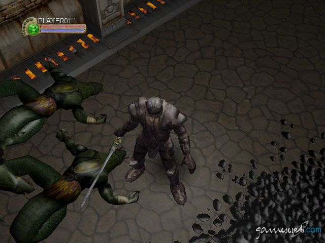 Dungeons & Dragons Heroes  Archiv - Screenshots - Bild 2