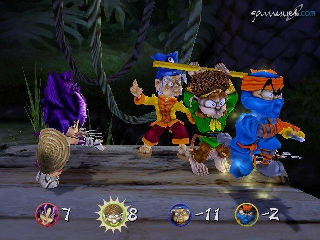 Kung Fu Chaos  Archiv - Screenshots - Bild 7