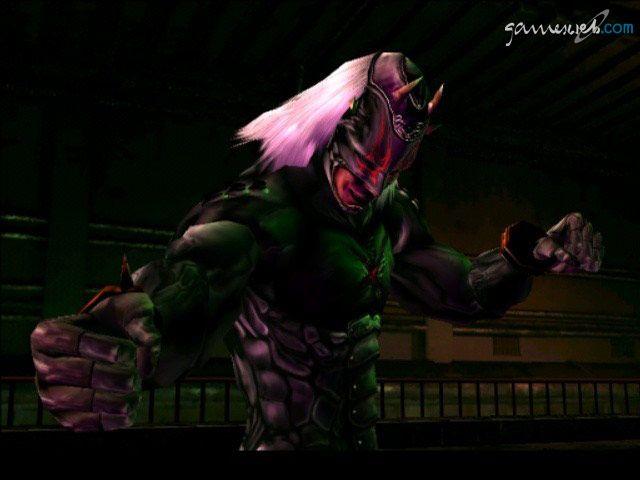 Kakuto Chojin  Archiv - Screenshots - Bild 4