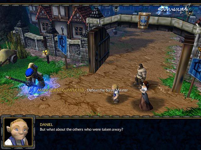 Warcraft III  Archiv - Screenshots - Bild 3