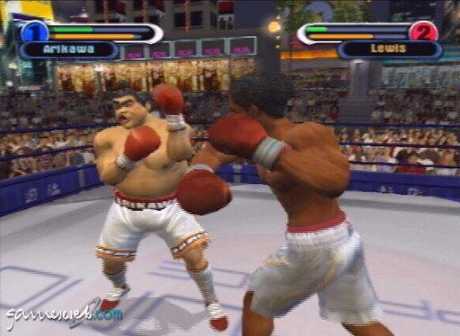 Knockout Kings 2002 - Screenshots - Bild 5