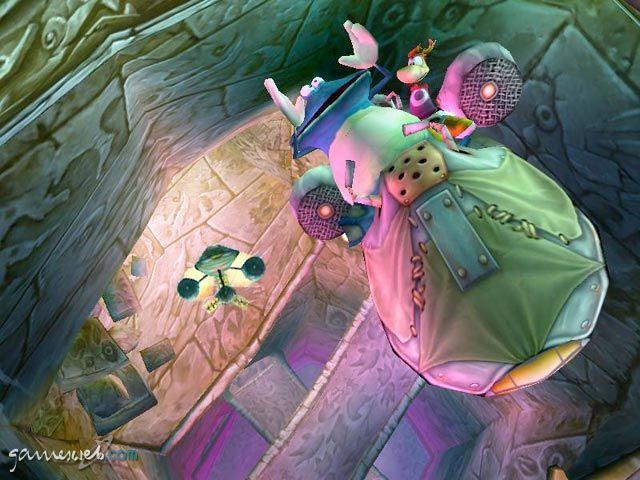 Rayman 3: Hoodlum Havoc  Archiv - Screenshots - Bild 7