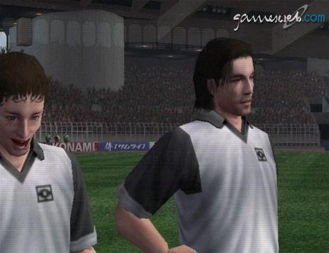 Pro Evolution Soccer 2  Archiv - Screenshots - Bild 22