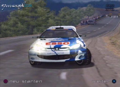 Pro Rally 2002 - Screenshots - Bild 19