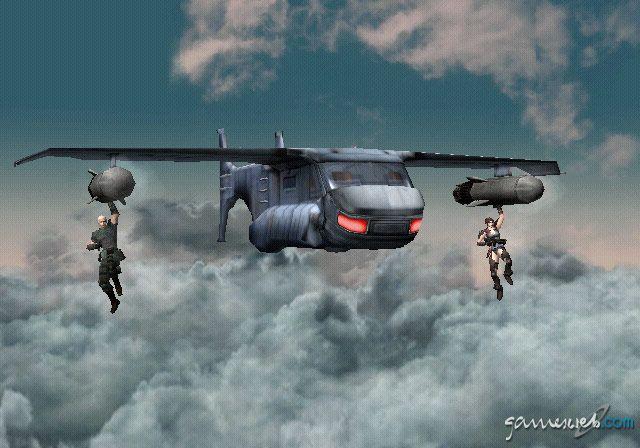 Contra: Shattered Soldier  Archiv - Screenshots - Bild 10
