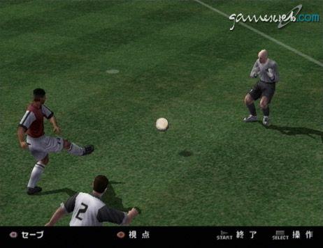 Pro Evolution Soccer 2  Archiv - Screenshots - Bild 23