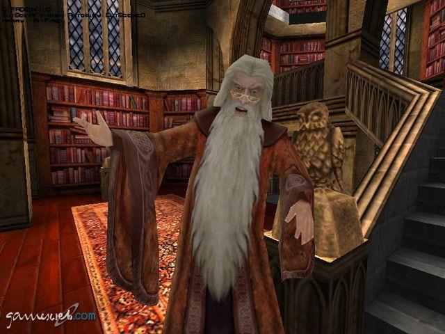Harry Potter und die Kammer des Schreckens  Archiv - Screenshots - Bild 11