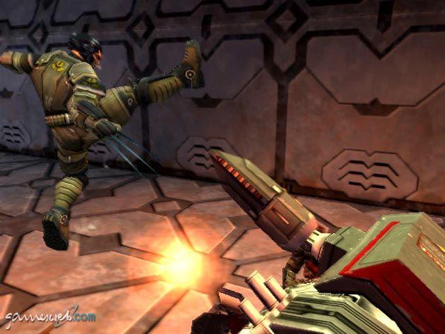 X-Men: Wolverine's Revenge  Archiv - Screenshots - Bild 16