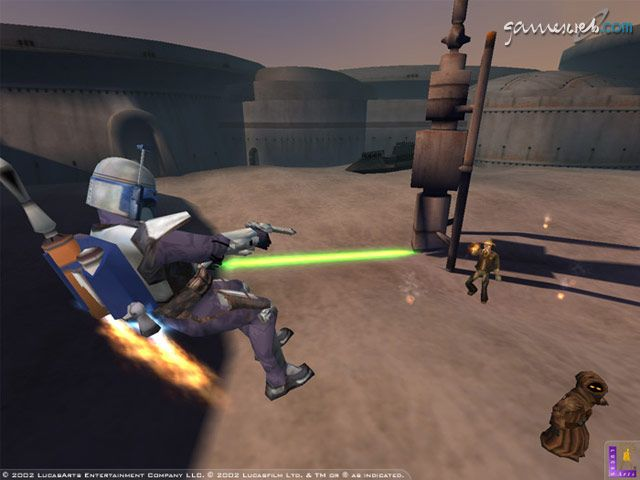 Star Wars Bounty Hunter  Archiv - Screenshots - Bild 7