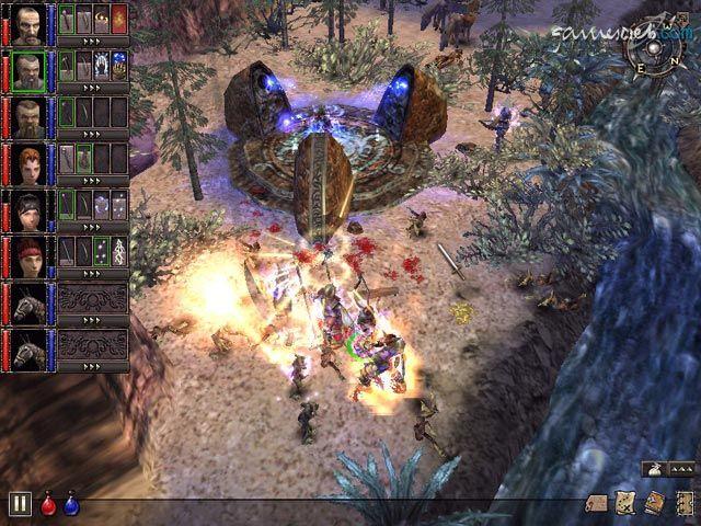 Dungeon Siege - Screenshots - Bild 25