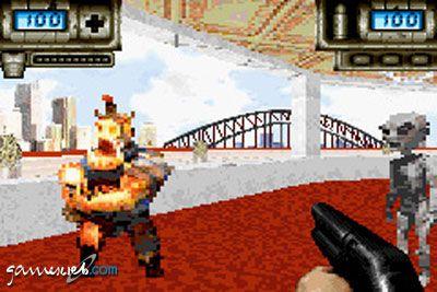 Duke Nukem Advance  Archiv - Screenshots - Bild 4