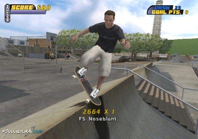 Tony Hawk's Pro Skater 4  Archiv - Screenshots - Bild 9