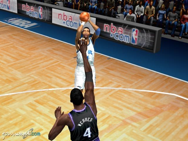 NBA Starting Five  Archiv - Screenshots - Bild 9