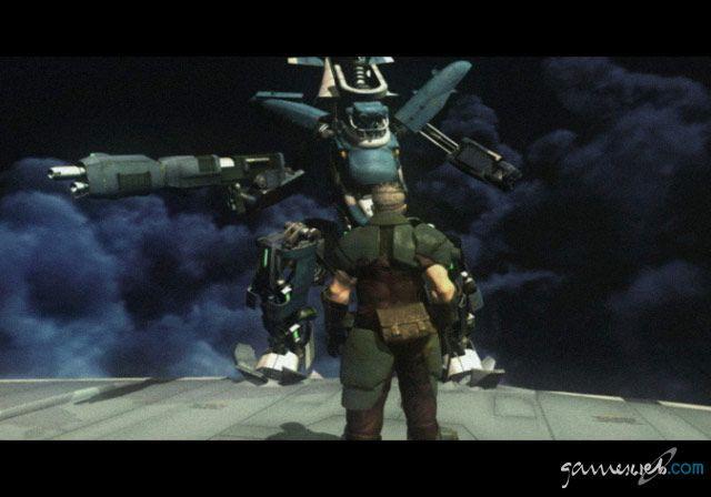 Contra: Shattered Soldier  Archiv - Screenshots - Bild 15