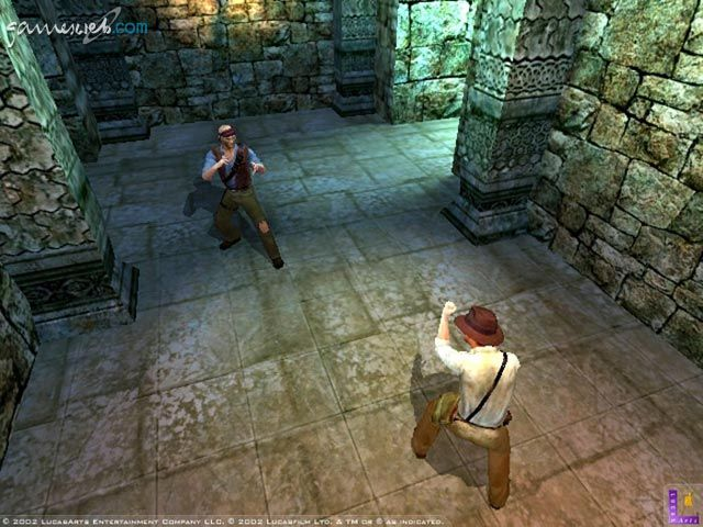 Indiana Jones and the Emperor's Tomb  Archiv - Screenshots - Bild 65