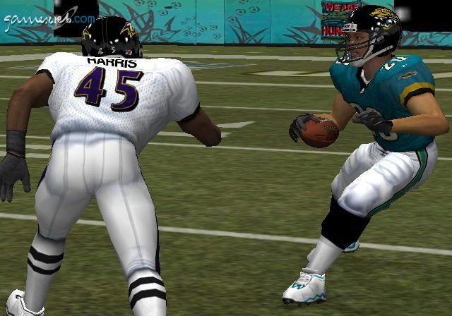 Madden NFL 2003  Archiv - Screenshots - Bild 5
