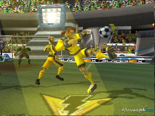 Soccer Slam  Archiv - Screenshots - Bild 3