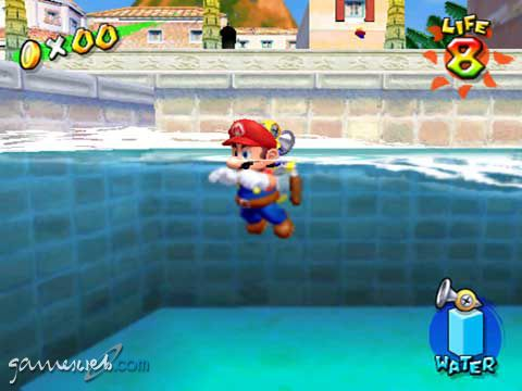 Super Mario Sunshine  Archiv - Screenshots - Bild 10