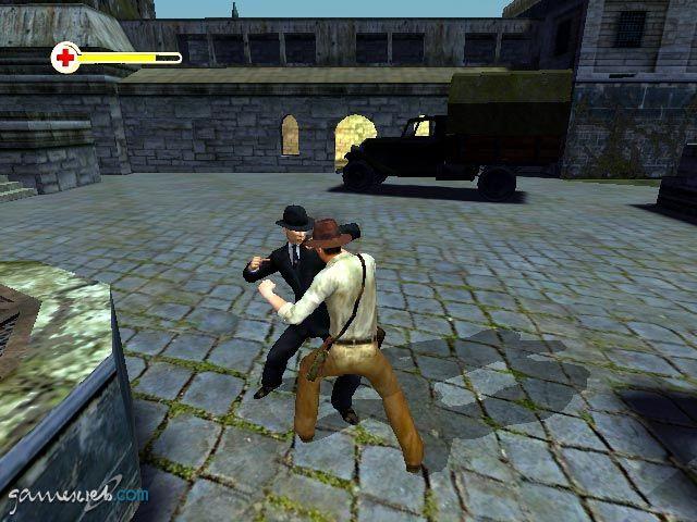 Indiana Jones and the Emperor's Tomb  Archiv - Screenshots - Bild 2
