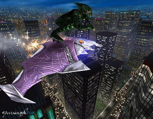 Spider-Man: The Movie  Archiv - Screenshots - Bild 3