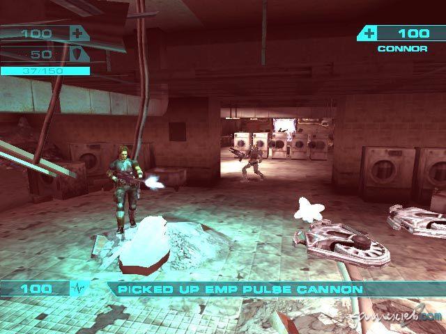 Terminator: Dawn of Fate  Archiv - Screenshots - Bild 7