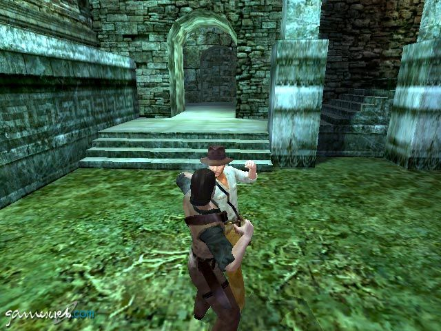 Indiana Jones and the Emperor's Tomb  Archiv - Screenshots - Bild 3