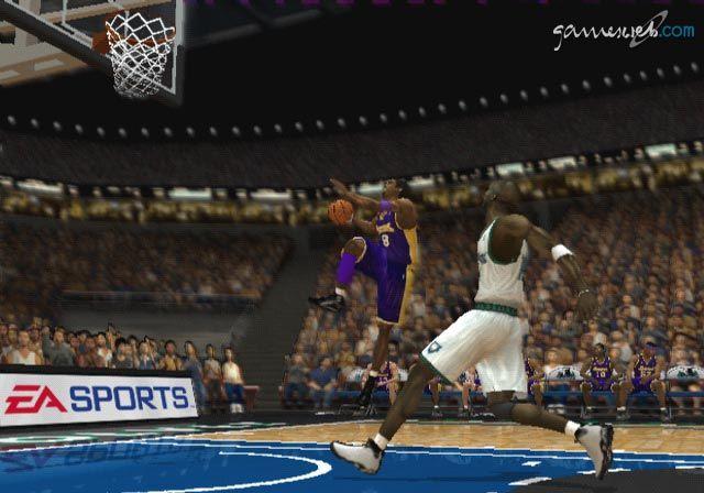 NBA Live 2003  Archiv - Screenshots - Bild 13