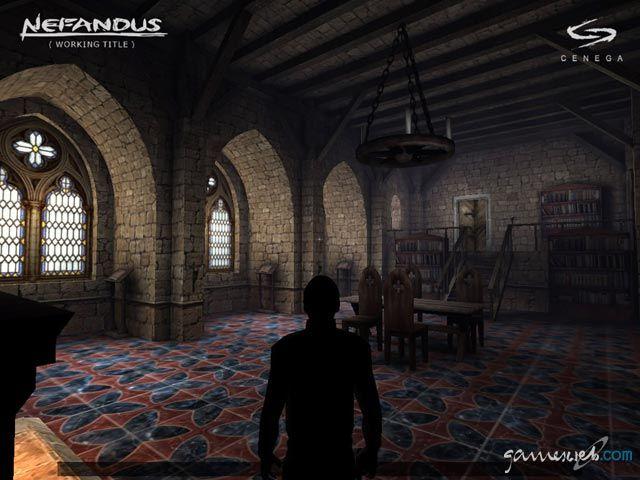 Nefandus  Archiv - Screenshots - Bild 13