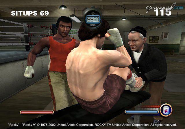 Rocky  Archiv - Screenshots - Bild 11