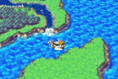 Golden Sun: The Lost Age : - Screenshots von Gameswelt
