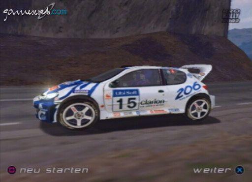 Pro Rally 2002 - Screenshots - Bild 9