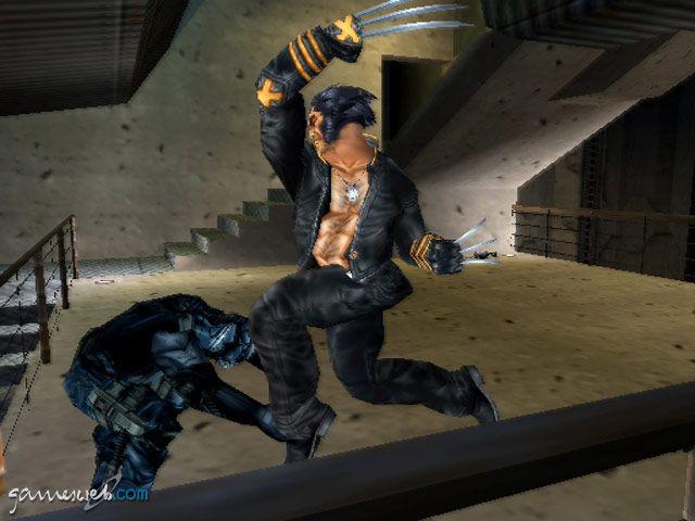 X-Men: Wolverine's Revenge  Archiv - Screenshots - Bild 20