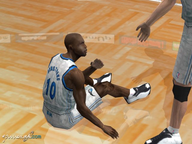NBA Starting Five  Archiv - Screenshots - Bild 3