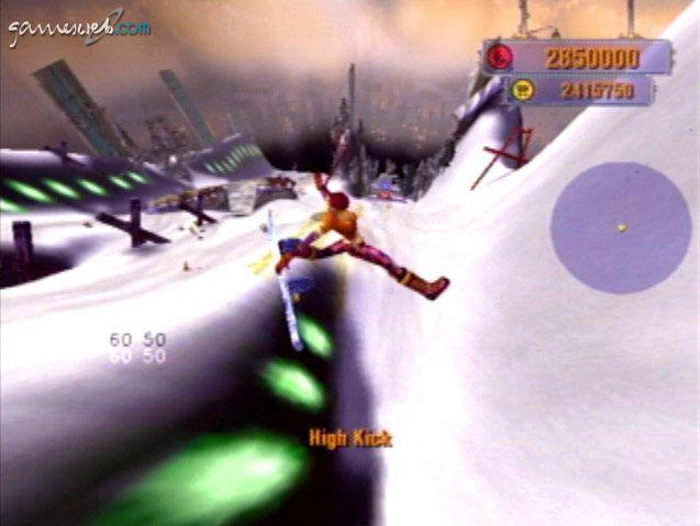 Dark Summit  Archiv - Screenshots - Bild 2