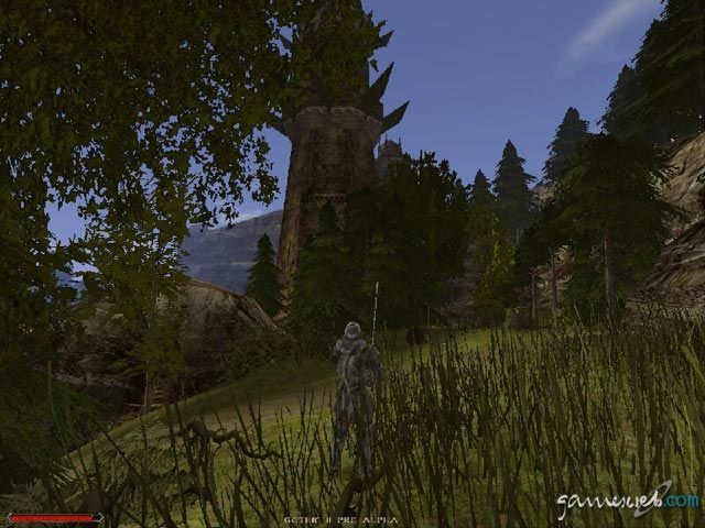 Gothic 2 - Screenshots - Bild 2