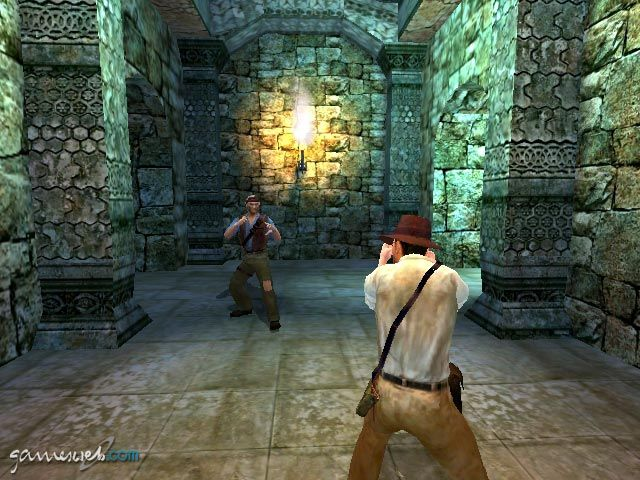 Indiana Jones and the Emperor's Tomb  Archiv - Screenshots - Bild 4