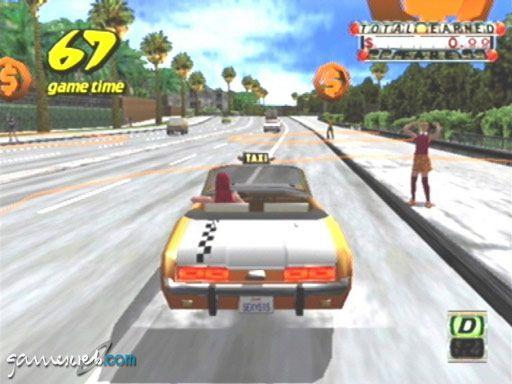 Crazy Taxi - Screenshots - Bild 19