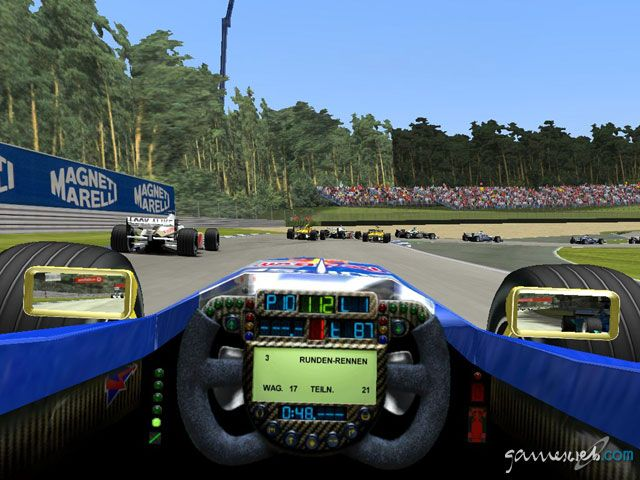 Grand Prix 4 - Screenshots - Bild 7