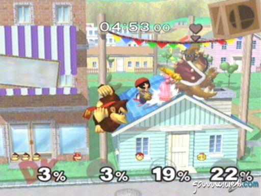 Super Smash Bros. Melee - Screenshots - Bild 7