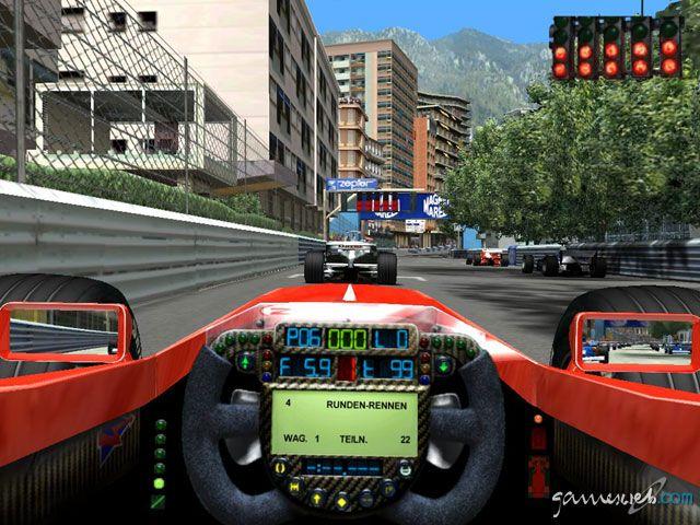 Grand Prix 4 - Screenshots - Bild 2