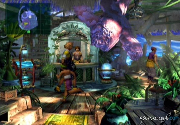 Final Fantasy X - Screenshots - Bild 2