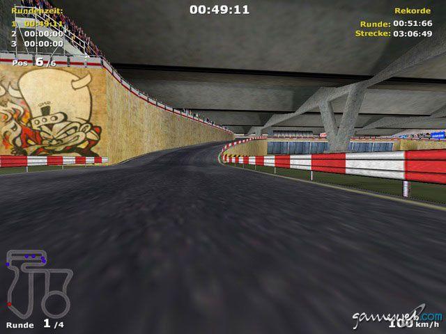 Michael Schumacher World Kart Racing 2002 - Screenshots - Bild 19