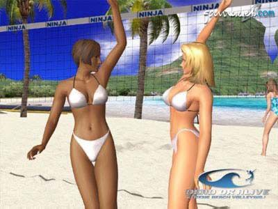 Dead or Alive Xtreme Beach Volleyball  Archiv - Screenshots - Bild 62